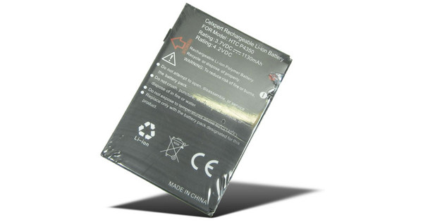 Veripart Battery HTC P4350 + Thuislader
