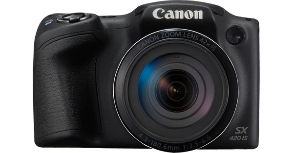 Canon PowerShot SX420 IS Noir