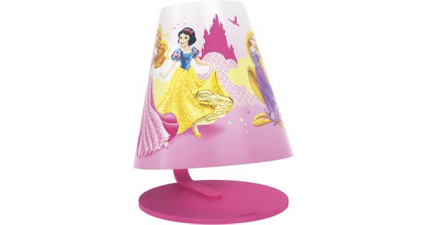 Lamp Kinderkamer Prinses : Philips disney princess tafellamp coolblue voor u morgen