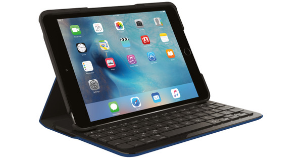 Logitech Focus Keyboard Case iPad Mini 4 Azerty