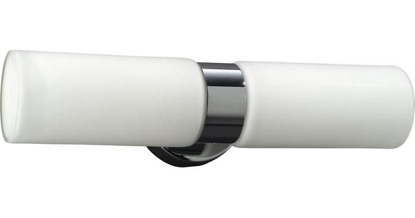 Massive Wandlamp Badkamer : Massive aqua wandlamp nile lichts chroom coolblue voor