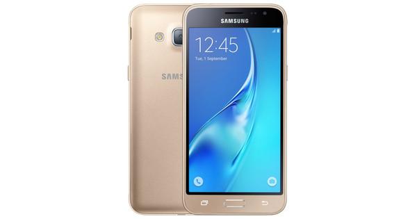 Samsung Galaxy J3 (2016) Goud