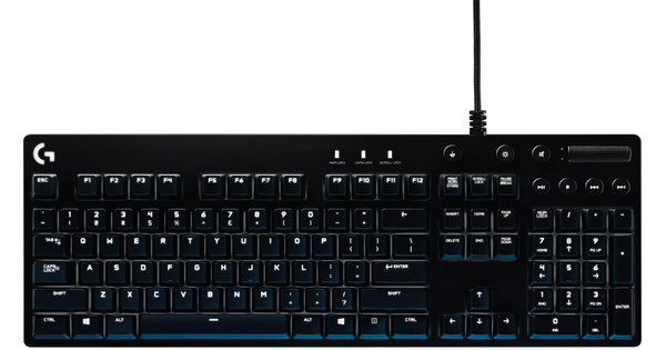 Logitech G610 Orion Red AZERTY