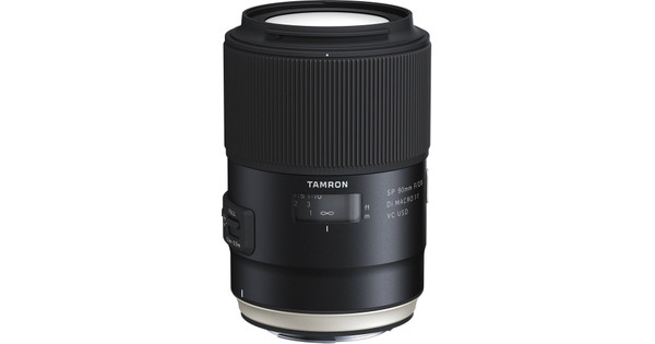 Tamron SP 90mm F / 2.8 Di VC USD Macro Canon