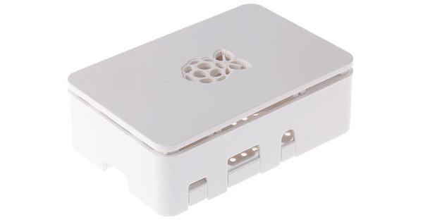 Raspberry Pi Case 3 B 2 B Wit
