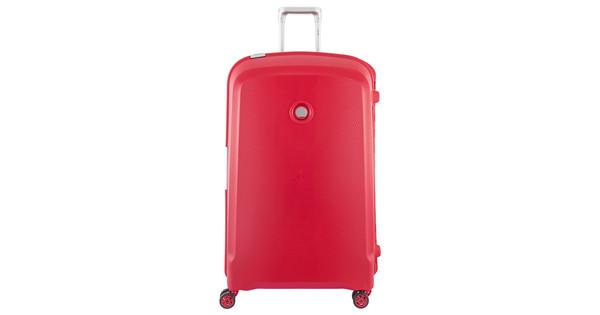 Delsey Belfort Plus Spinner 82cm Red
