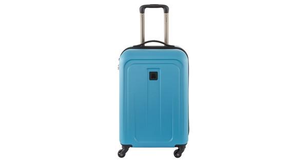 Delsey Epinette 4 Wheel Cabin Trolley Case 55 cm Blue
