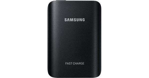 Samsung Fast Charging Battery Pack 5.200 mAh Zwart