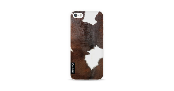 Casetastic Softcover Apple iPhone 5/5S/SE Roan Cow