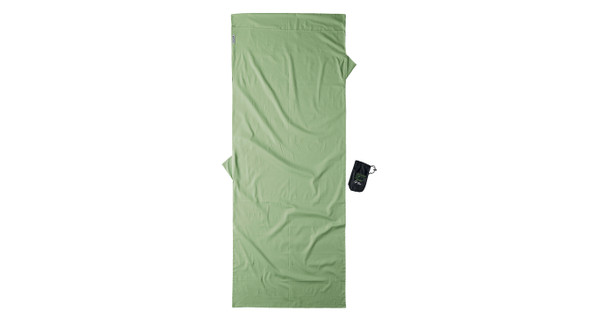 Cocoon Organic Cotton Travelsheet Forest Shade
