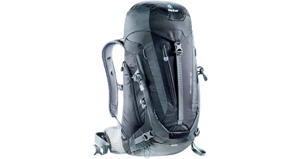 ac82e1b7845 Deuter ACT Trail 30 Black/Granite - Coolblue - Voor 23.59u, morgen ...