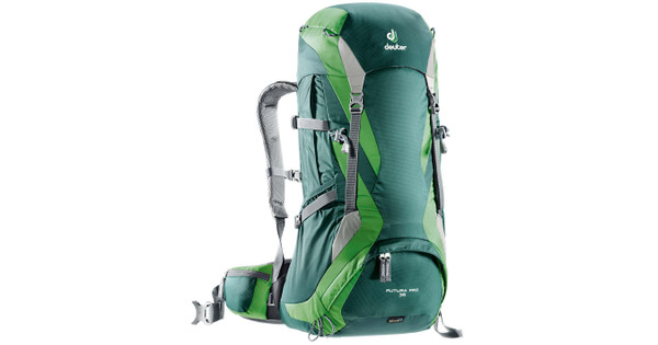 c993fbfbeab Deuter Futura Pro 36 Forest/Emerald - Coolblue - Voor 23.59u, morgen ...