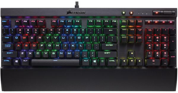 Corsair K70 Rapidfire RGB QWERTY