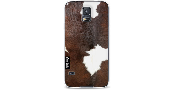 Casetastic Softcover Samsung Galaxy S5 Roan Cow