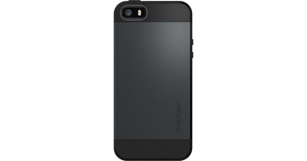 Spigen Slim Armor Apple iPhone 5/5S/5SE Blauw