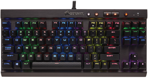 Corsair K65 LUX RGB Cherry MX Red AZERTY
