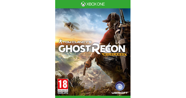 Ghost Recon : Wildlands Xbox One