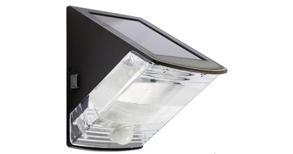 KS Verlichting Solaris LED Wandlamp met Bewegingssensor