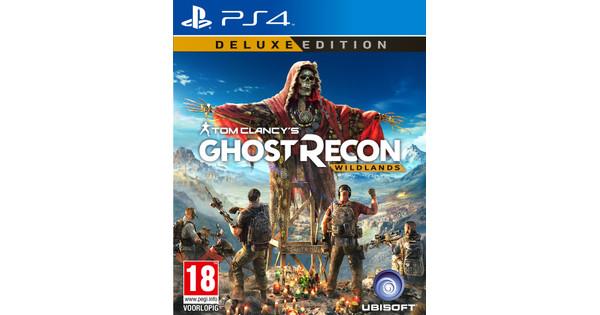 Ghost Recon: Wildlands Deluxe Edition PS4