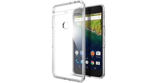 Spigen Ultra Hybrid Huawei Nexus 6P Transparant