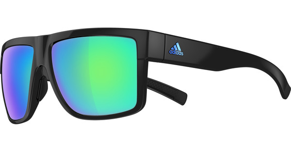0925d0309fe19 Adidas 3Matic Black Shiny Blue Mirror - Coolblue - Voor 23.59u ...