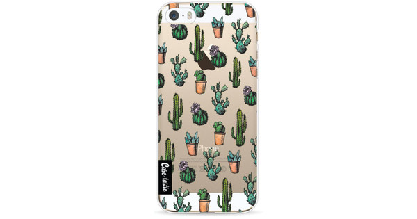 Casetastic Softcover Apple iPhone 5/5S/SE Cactus