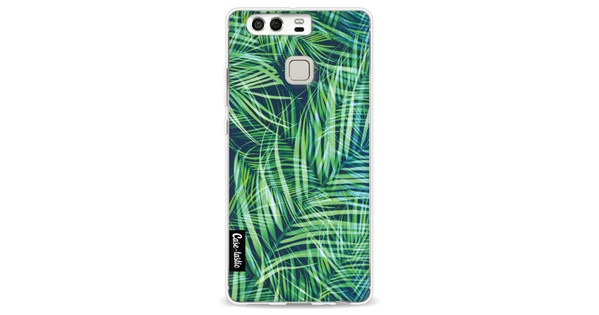 Casetastic Softcover Huawei P9 Palm Leaves