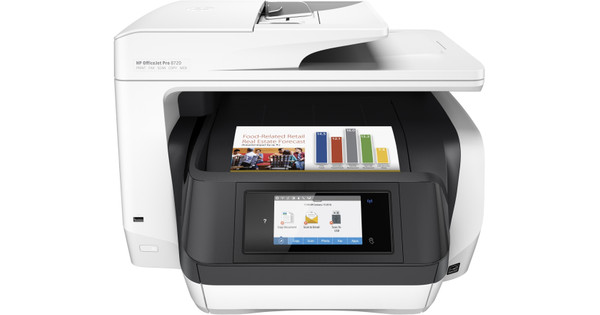 HP OfficeJet Pro 8720 e-All-in-One (D9L19A)