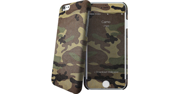 huge selection of 565bb 60577 I-Paint Cover Apple iPhone 6/6S Camo