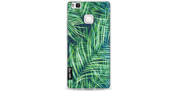 Casetastic Softcover Huawei P9 Lite Palm Leaves