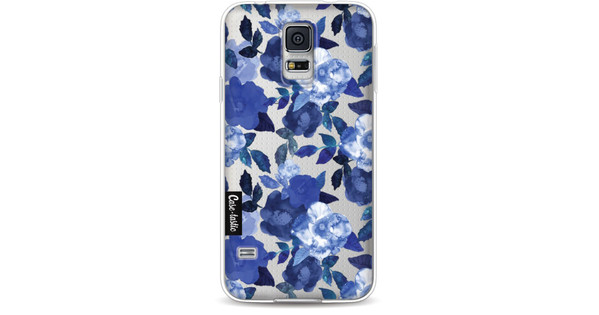 Casetastic Softcover Samsung Galaxy S5/S5 Plus/S5 Neo Royal Flowers