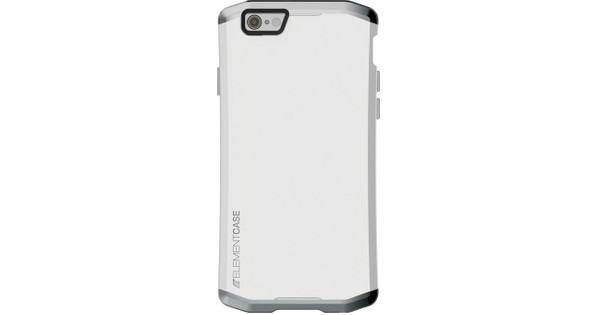 Element Case Solace II Apple iPhone 6/6s Zilver