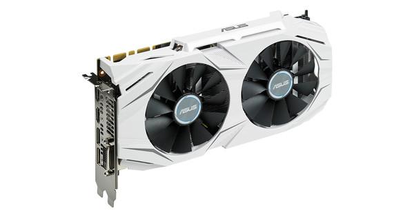Asus GeForce Dual-GTX1070-O8G