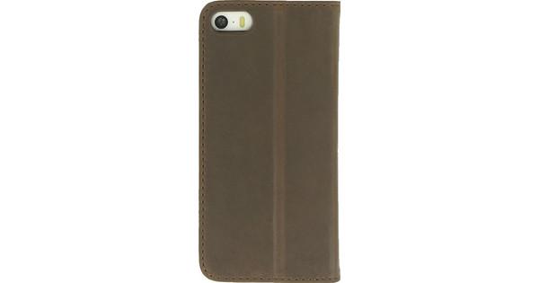 Valenta Booklet Classic Style Vintage Apple iPhone 7 Plus Bruin