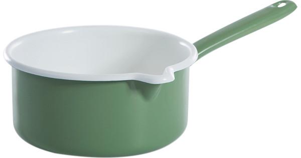 BK New Vintage Saucepan Enamel 16cm