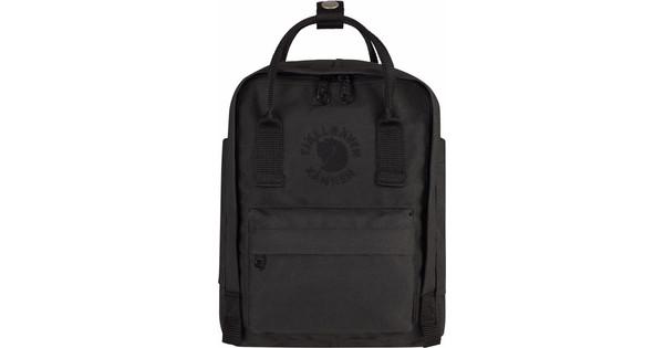 c989b9e7f Fjällräven Re-Kånken Mini Black - Children's backpack - Coolblue ...