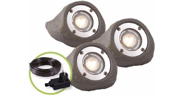 Garden Lights Lapis Set 12V