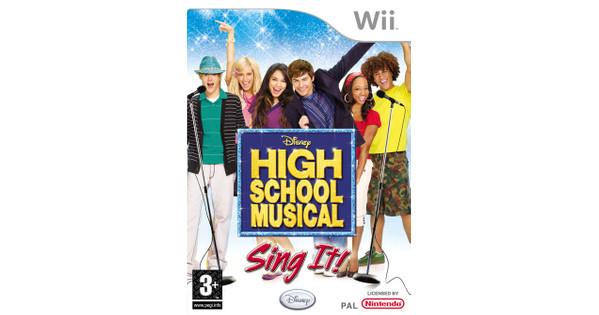 High School Musical: Sing It! Bundle Wii