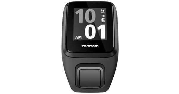TomTom Spark 3 Cardio + Music Black - S