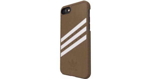 Adidas Originals Moulded case Apple iPhone 7/8 Bruin/Wit