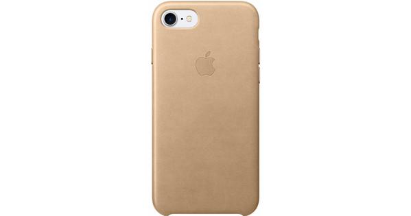 coque iphone 8 apple beige