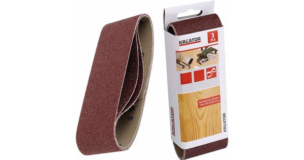 Kreator Schuurband 75x533 mm K180 (3x)