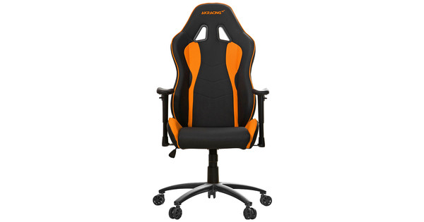 AK Racing Nitro Gaming Chair Oranje