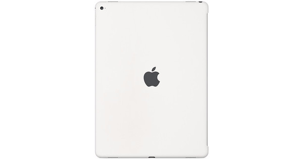 Apple iPad Pro 12,9 inch Siliconen Case Wit