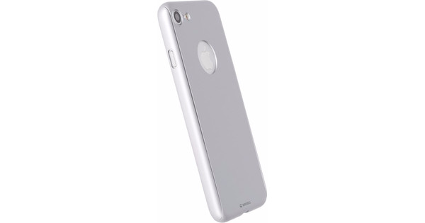 Krusell Arvika Cover Apple iPhone 7/8 Zilver