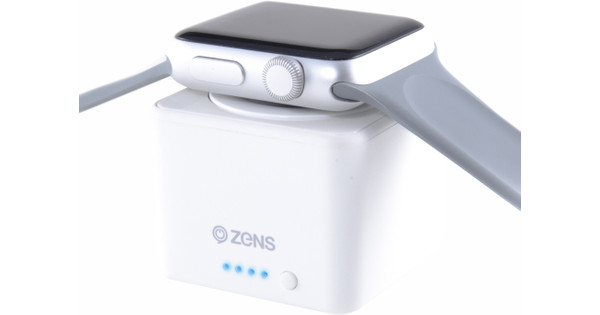 Zens Apple Watch Powerbank Wit