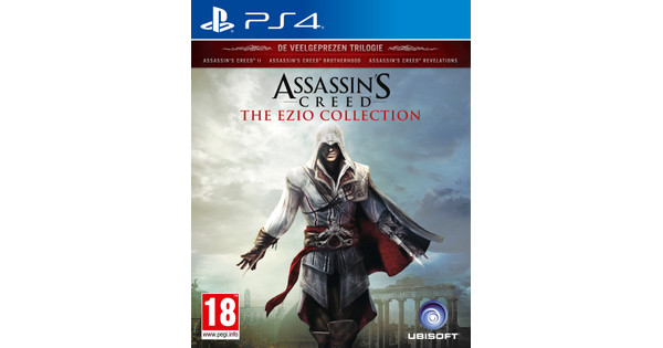 Assassin's Creed : The Ezio Collection PS4