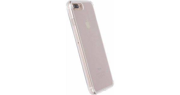 Krusell Kivik Cover Apple iPhone 7 Plus/8 Plus Transparant