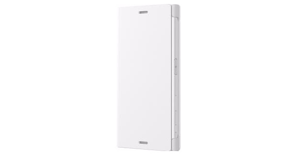 Sony Xperia X Compact Style Cover Wit