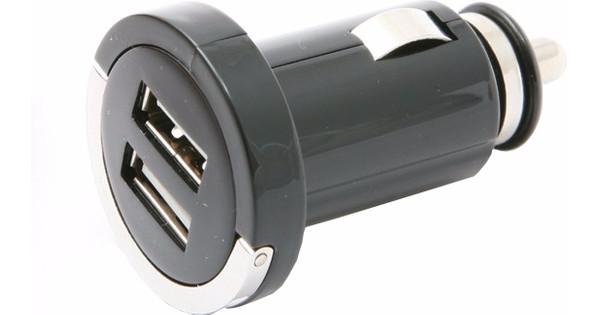 Veripart Chargeur de voiture universel Double USB